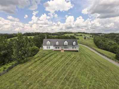 Single Family Home For Sale: 6480 Fish Hatchery Road