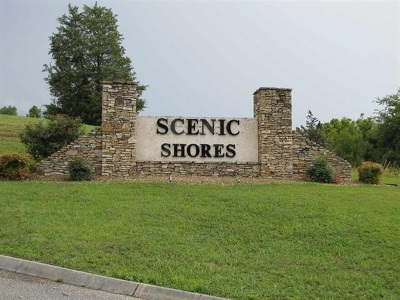 Dandridge Residential Lots & Land For Sale: Lot 64 Scenic Shores Drive