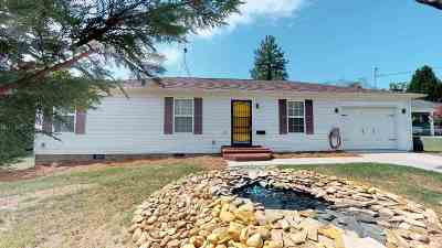 Hamblen County Single Family Home For Sale: 121 Anderson St.