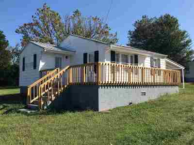 Hamblen County Single Family Home For Sale: 1505 Tyler Circle