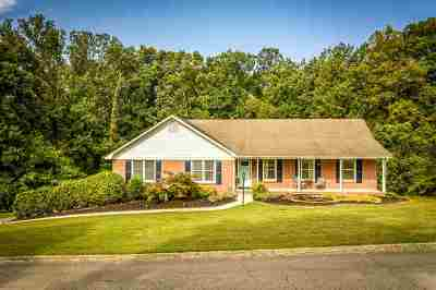 Hamblen County Single Family Home For Sale: 821 E Brentwood Drive