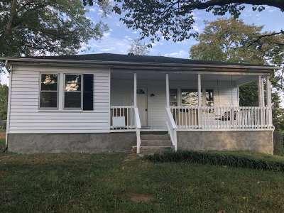 Hamblen County Single Family Home For Sale: 338 Hillcrest Street