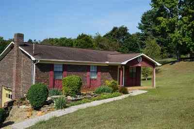 Hamblen County Single Family Home For Sale: 444 Lanier