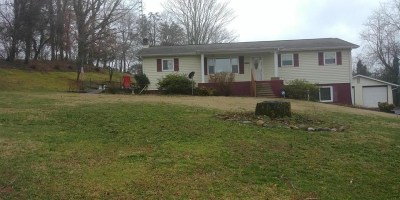 Single Family Home For Sale: 2901 Shipe Rd