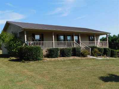 Morristown Single Family Home For Sale: 4507 Holly Tree Ln