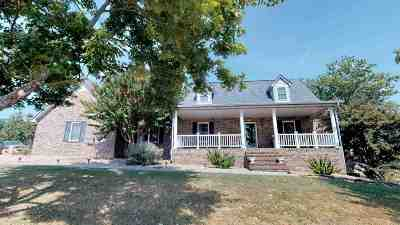 Hamblen County Single Family Home For Sale: 6130 James Cline Rd