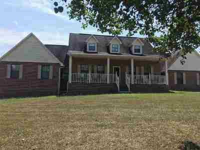 Single Family Home For Sale: 5845 Panther Creek Rd