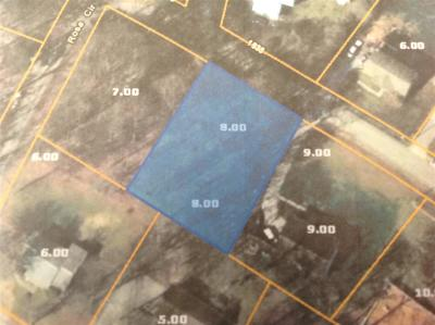 Morristown Residential Lots & Land For Sale: 1835 Rosa Circle