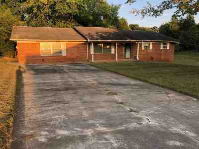 Hamblen County Single Family Home For Sale: 1218 Forest Dr