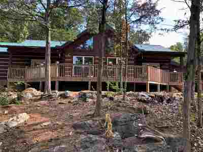 Single Family Home For Sale: 1023 Secluded River Circle