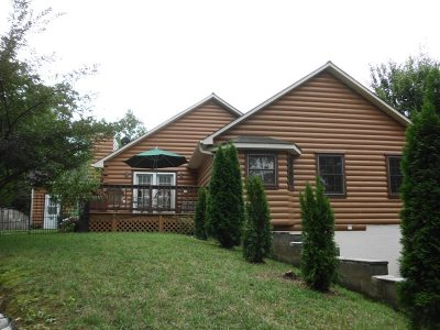 Reliance Single Family Home For Sale: 601 Towee Pike