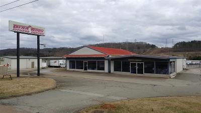 Athens TN Commercial Sold: $155,000