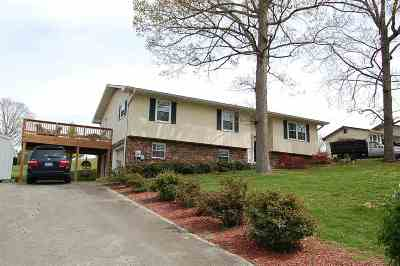 Riceville TN Single Family Home Sold: $152,000