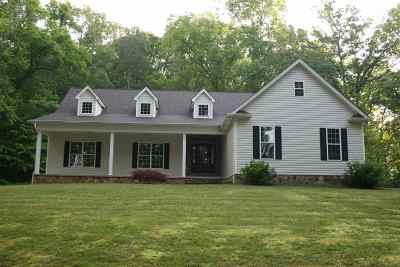 Decatur Single Family Home For Sale: 6161 Lamontville Road
