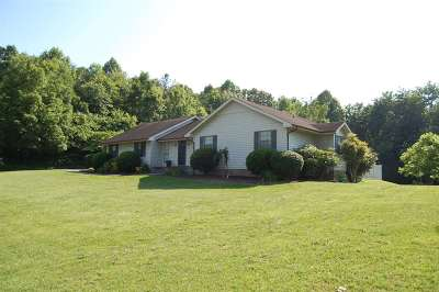 Athens TN Single Family Home Sold: $170,000