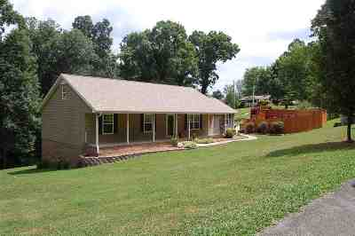 Athens TN Single Family Home Sold: $176,500