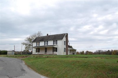 Sweetwater Single Family Home For Sale: 375 County Road 299