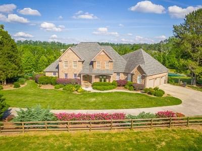 Mcdonald Single Family Home For Sale: 940 Baugh Springs Rd