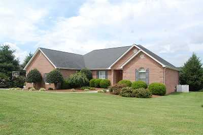 Athens TN Single Family Home Sold: $300,000