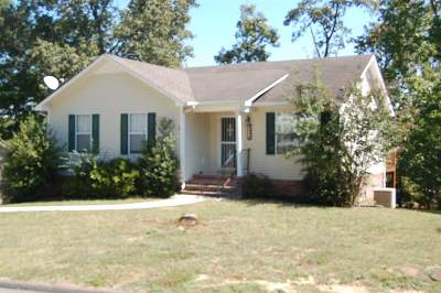Cleveland TN Single Family Home Sold: $116,500