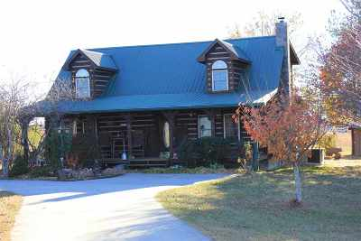 Pikeville Single Family Home For Sale: 4266 Riggs Road
