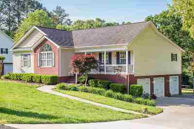 Single Family Home Sold: 210 Hiwassee Drive NE