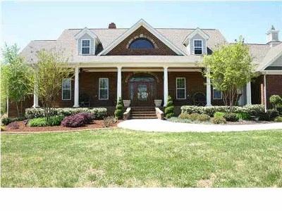 Charleston Single Family Home For Sale: 311 Mowery Lane NW