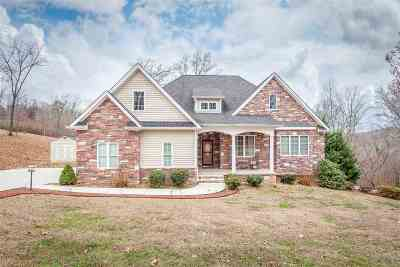 Georgetown Single Family Home For Sale: 251 Swafford Cemetery Road