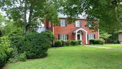 Etowah Single Family Home For Sale: 1323 Washington Avenue