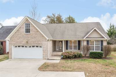 Single Family Home Sold: 5322 Mouse Creek Road NW