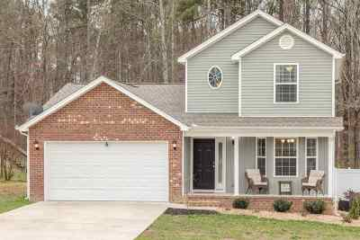 Single Family Home Sold: 3018 Pin Oaks Circle NE