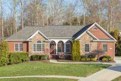 Cleveland TN Single Family Home Contingent: $389,900