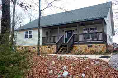 Pikeville Single Family Home For Sale: 2253 Porch Rock Road