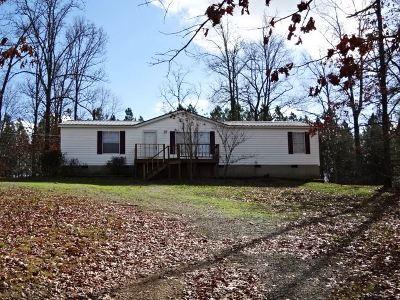 Old Fort Single Family Home For Sale: 420 Davis Lane