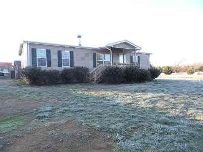 Englewood Single Family Home For Sale: 112 Harlan Daugherty