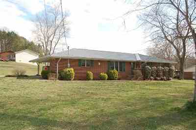 Riceville TN Single Family Home Sold: $125,000