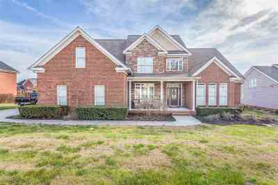Ooltewah Single Family Home For Sale: 8205 Rambling Rose