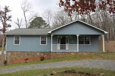 Riceville Single Family Home For Sale: 139 County Road 149