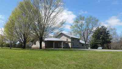 Spring City Single Family Home For Sale: 260 Hutsell Lane