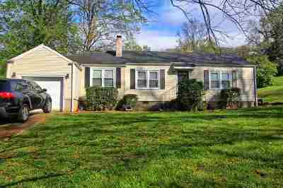 Red Bank Single Family Home Contingent: 201 Forsythe Street