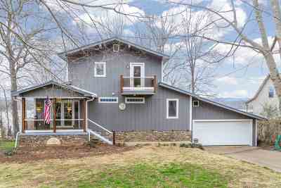 Birchwood Single Family Home For Sale: 14306 Bluffview Drive #Waterfro