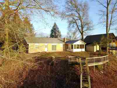 Single Family Home For Sale: 133 Dabbs Dr.