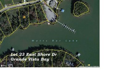 Roane County Residential Lots & Land For Sale: Lot 23 E Shore Dr.