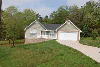 Englewood TN Single Family Home For Sale: $155,000