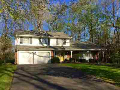 Edgewood Hills Single Family Home For Sale: 3465 Edgewood Circle