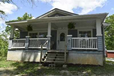 Decatur Single Family Home For Sale: 156 County Road 85