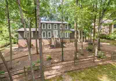 Single Family Home Contingent: 610 Forest Lane