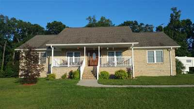 Englewood Single Family Home For Sale: 2520 Hwy 411