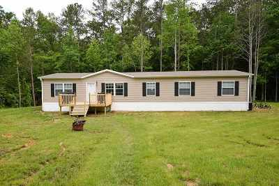 Old Fort Single Family Home Contingent: 453 Horns Creek Road