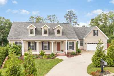Southern Oaks Single Family Home For Sale: 165 Southern Oaks Drive SE